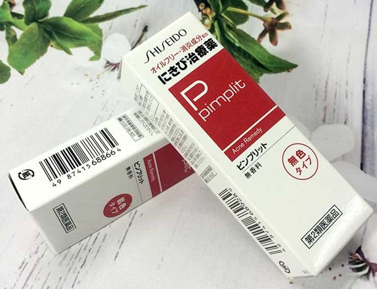 Cần sử dụng kem trị mụn Shiseido Pimplit đúng cách và đúng liều lượng để mang lại hiệu quả tốt nhất
