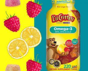 L'il Critters Omega 3 là sản phẩm gì