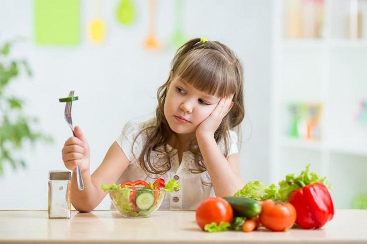 Men vi sinh kích thích các bé ăn ngon miệng, ăn nhiều hơn