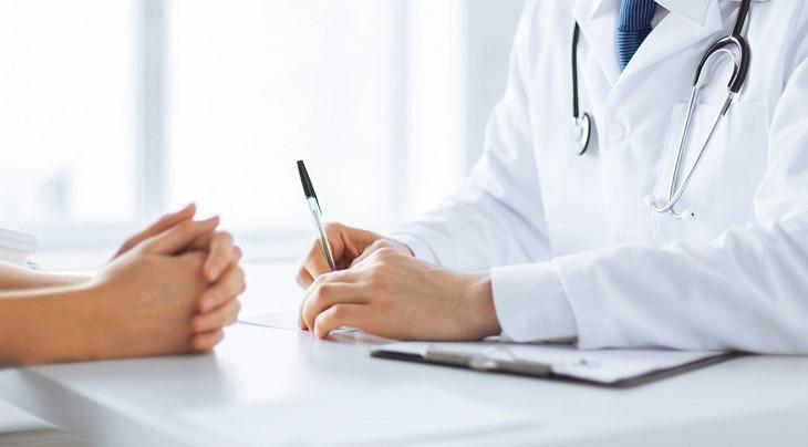 Bệnh nhân nên đi khám để được chữa trị sớm