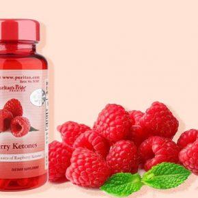 Giới thiệu về Puritan's Pride Raspberry Ketones 100 mg