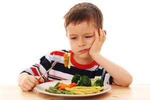Thức ăn cho trẻ còi xương suy dinh dưỡng loại nào tốt?
