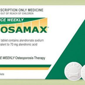 Bao bì đóng gói thuốc điều trị loãng xương Fosamax plus