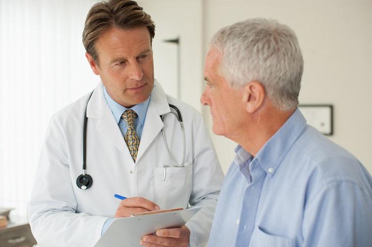 Nam giới tuổi càng cao, tuyến tiền liệt càng phát triển và nguy cơ mắc bệnh lớn