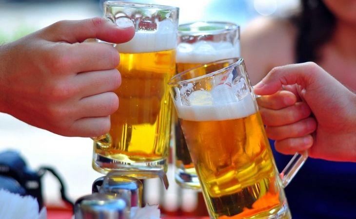 Sử dụng rượu bia là nguyên nhân hàng đầu gây bệnh