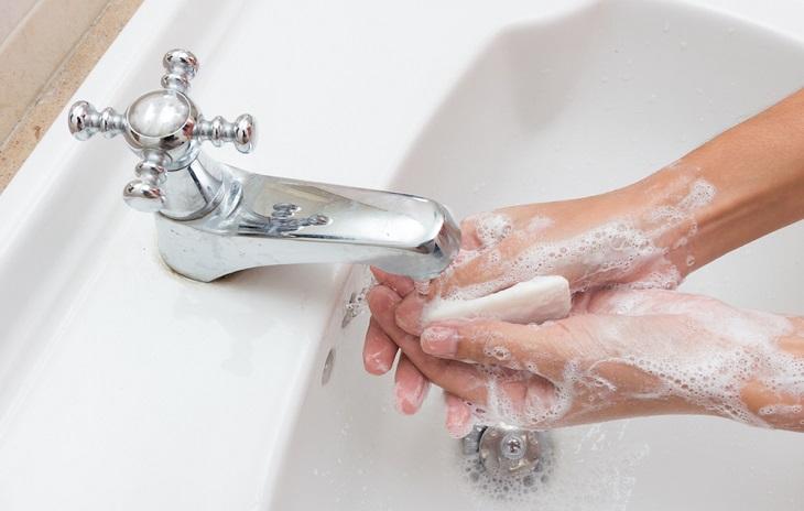 Vệ sinh sạch sẽ là cách phòng bệnh tốt nhất