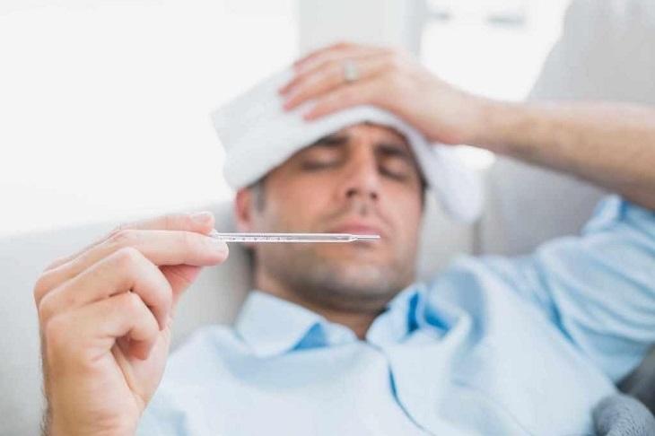 Thuốc dùng cho trường hợp bị sốt, cảm cúm