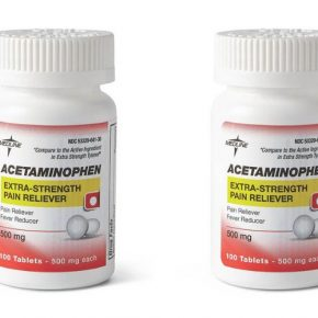 Acetaminophen 500mg là thuốc giảm đau, hạ sốt phổ biến hiện nay