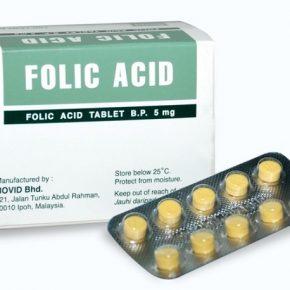 Các loại thuốc Axit Folic có thể bào chế dưới nhiều dạng khác nhau