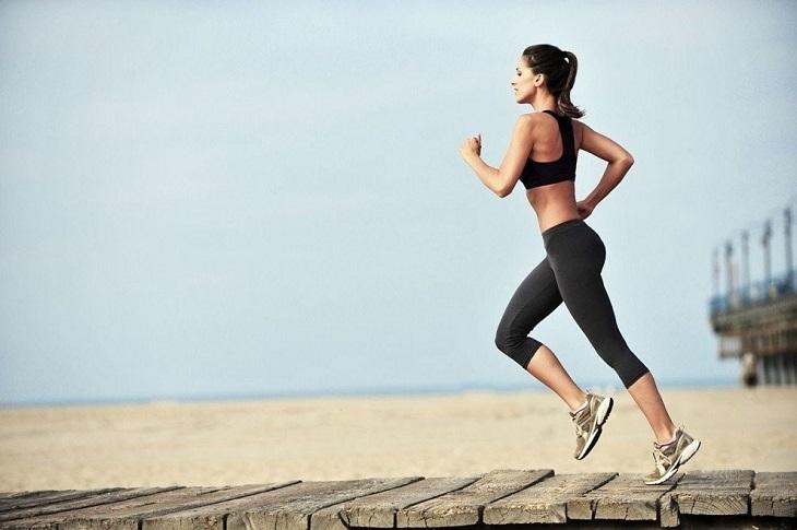 Chạy bộ mang đến nhiều lợi ích cho cơ thể