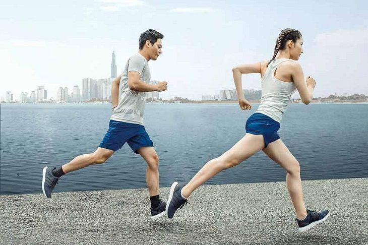 Chú ý tư thế chạy bộ để đạt hiệu quả cao