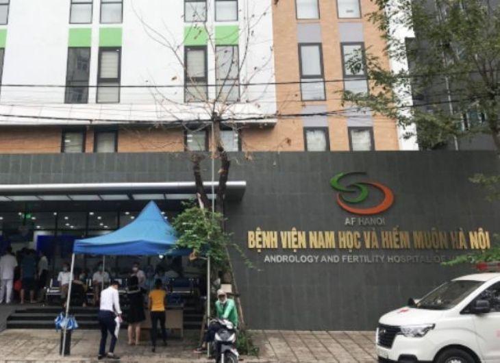 Bệnh viện Nam học và Hiếm muộn Hà Nội là địa chỉ tin cậy của nhiều anh em