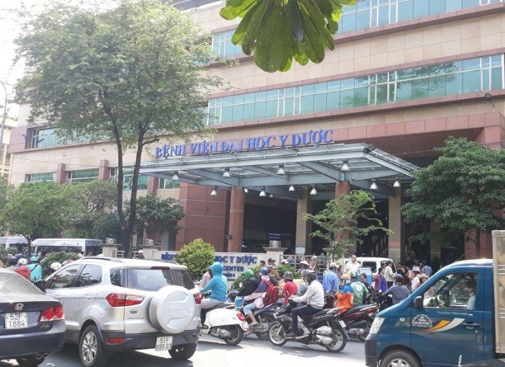 Bệnh viện Đại học Y dược TPHCM địa chỉ chữa bệnh uy tín