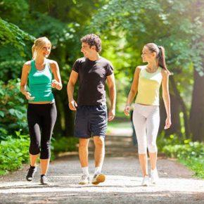Đi bộ có tăng chiều cao không, theo các chuyên gia là có