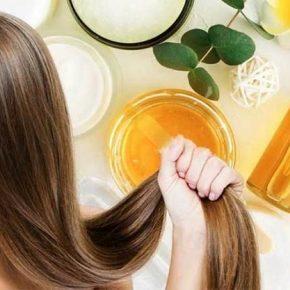Dưỡng tóc bằng mật ong giúp tóc nhanh dài và óng mượt