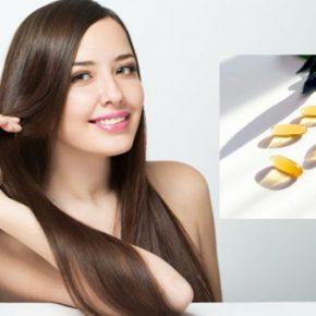Vitamin E cải thiện tình trạng tóc bị khô xơ hoặc chẻ ngọn