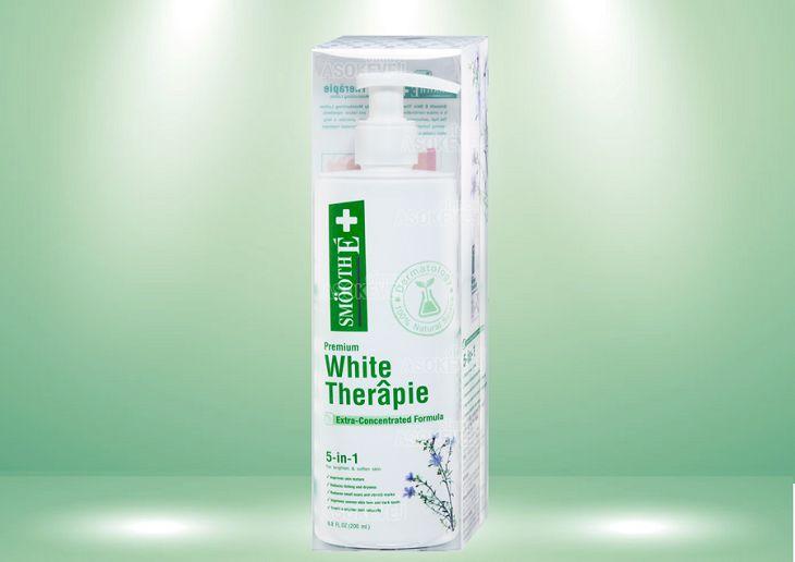 Kem dưỡng trắng da toàn thân Thái Lan Smooth E White Therapie
