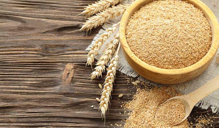 Loãng xương cần tránh sử dụng cám lúa mì để tránh gây ảnh hưởng đến quá trình hấp thụ canxi của cơ thể