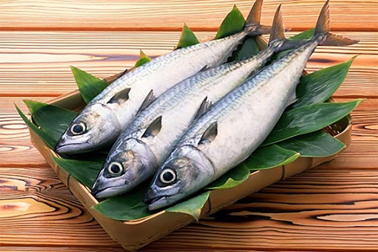Cá mòi là thực phẩm cung cấp hàm lượng lớn canxi cho cơ thể