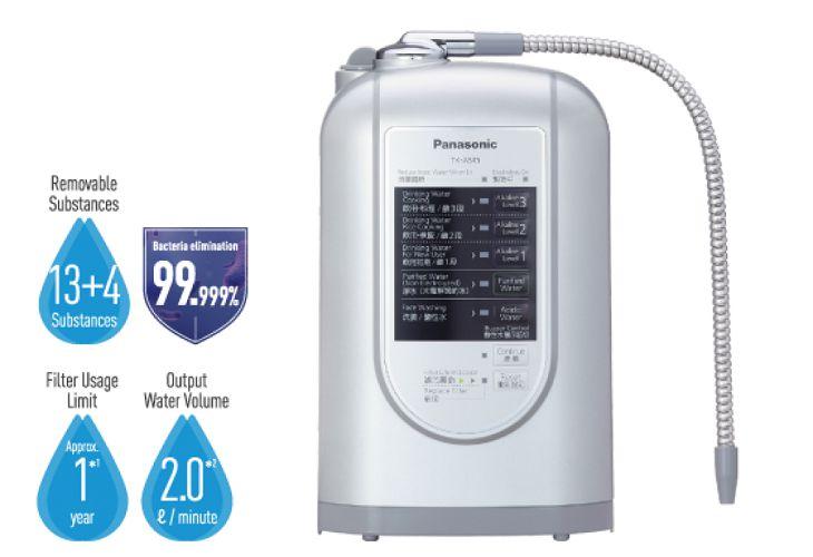 Giới thiệu máy điện giải ion kiềm Panasonic TK-AS45