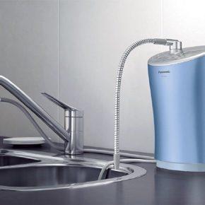 Giới thiệu máy lọc nước ion kiềm Panasonic TK-AS44