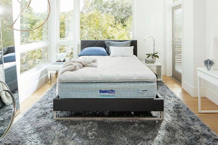 Đệm ngủ có độ đàn hồi tốt sẽ giúp bạn cải thiện chiều cao tối đa