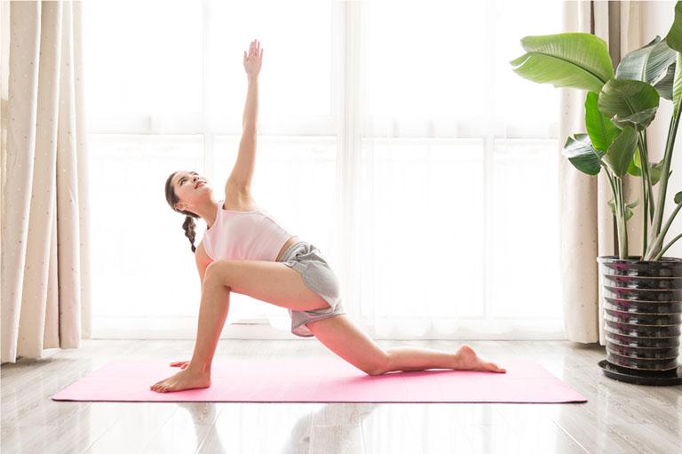Tập yoga là biện pháp phòng ngừa loãng xương khá an toàn và hiệu quả