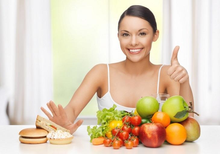 Bổ sung cho cơ thể các nhóm vitamin, khoáng chất và đủ các nhóm dinh dưỡng