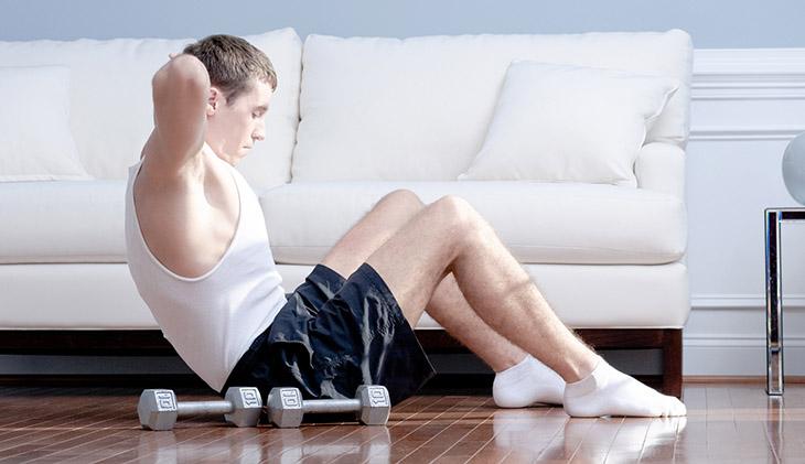 Tập trước khi tiêm 24 giờ có lợi cho sức khỏe