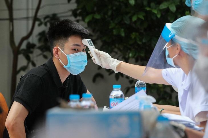 Khai báo chính xác và chân thực khi khám sàng lọc tiêm chủng