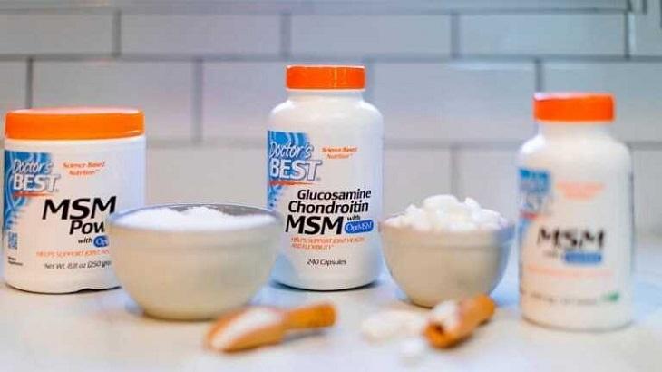 Doctor's Best Glucosamine Chondroitin MSMDoctor's Best Glucosamine Chondroitin MSM