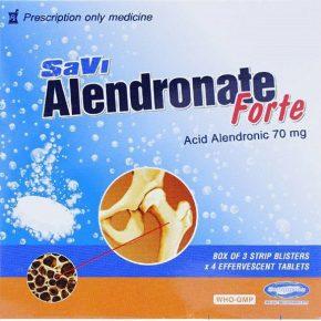 Thuốc loãng xương Alendronate là gì
