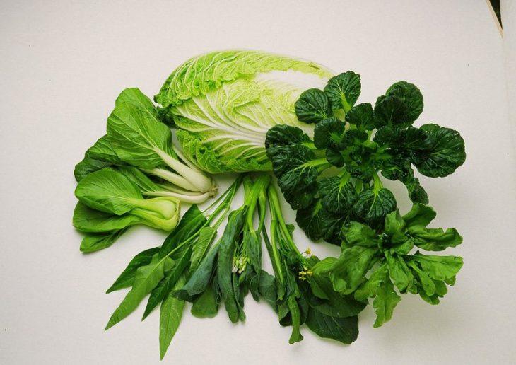 Để ngăn ngừa viêm tuyến tiền liệt nam giới nên ăn nhiều rau xanh
