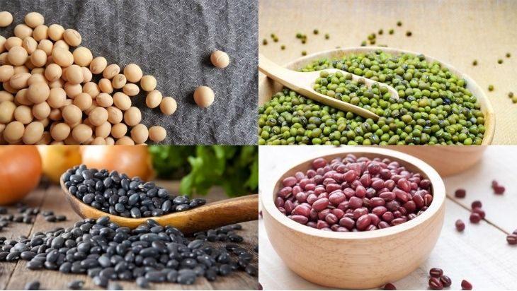 Các loại đậu sẽ giúp ức chế phản ứng gây viêm